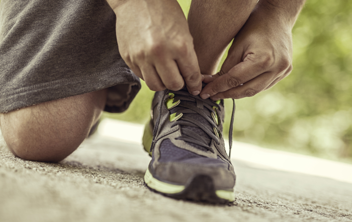 Are your running shoes fit for you?